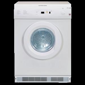 White Digital Dryer