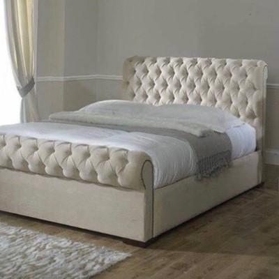Classy Cream Bed